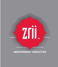 Zrii Independent Executive Logo